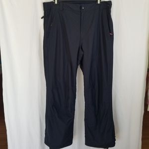 Obermeyer ski pants black Men's XL
